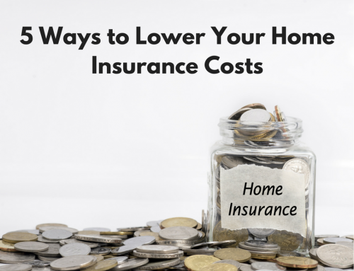 5 Ways to Lower Your Home Insurance Costs