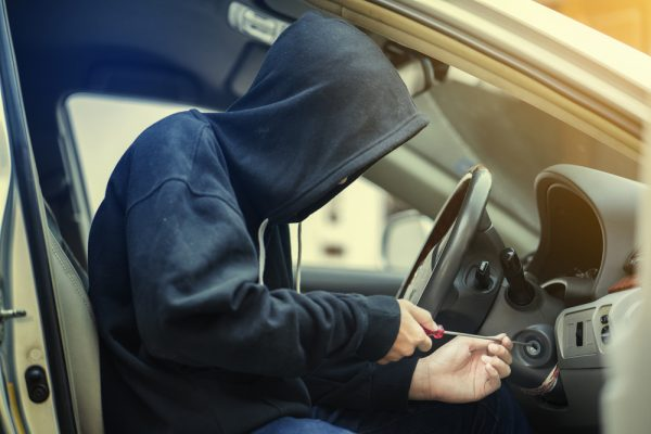 Is Car Theft Covered by Car Insurance? | Corkhill Insurance